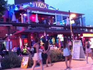 Itaca in San Antonio, the venue for Uneek Ibiza's launch night